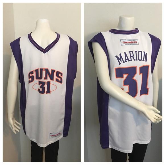 5e8d41eca85 Vintage Phoenix Suns Shawn Marion jersey sz: L
